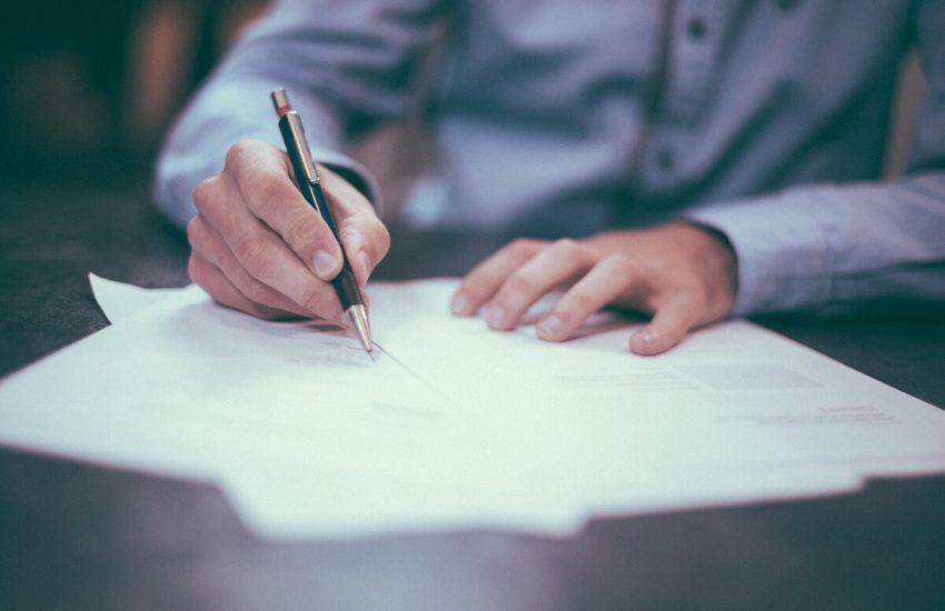 Signatures de document