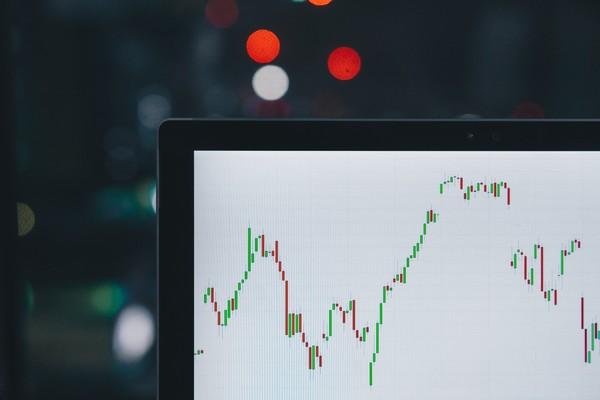 graphique de la bourse